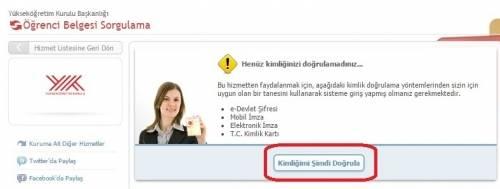 e devlet eğitim bilgileri e-sorgulama.com
