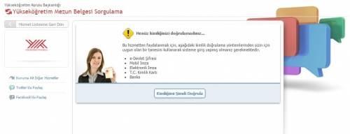 e devlet diploma sorgulama e-sorgulama.com