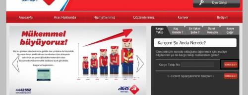 kargo takip e-sorgulama.com