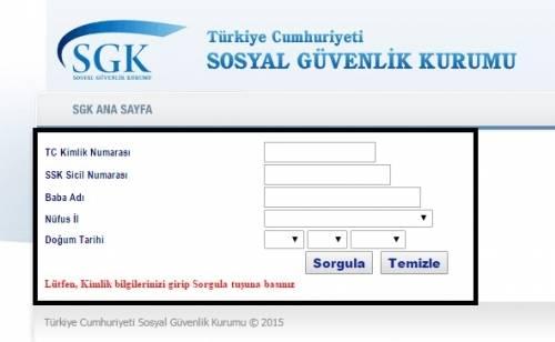 ssk emeklisi maaş hesaplama e-sorgulama.com